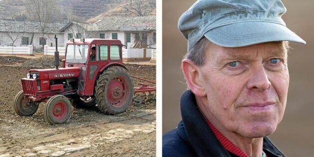 Bildspel: Hans mission – att hjälpa bönder i Nordkorea inifrån