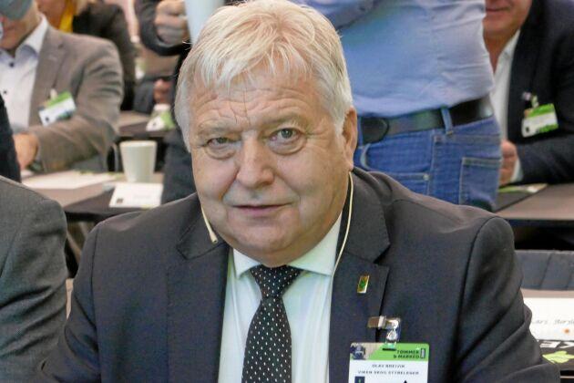 Olav Breivik, skogsägare i Norge och styrelseordförande för skogsägarföreningen Viken Skog.