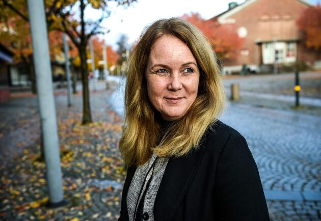 Jennie Nilsson (S), landsbygdsminister. Arkivbild.