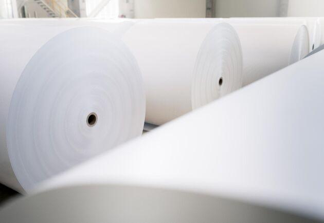 UPM:s omstrukturering påverkar framför allt produktionen av grafiskt papper inom affärsområdet Communication Papers.