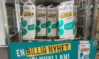 Arlas nya mjölkdryck pressar butikspriset