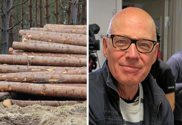 Magnus Nilsson, fristående klimatpolitisk analytiker, menar att EU:s nya klimatpolitiska lagar gör att Sverige i framtiden måste nettoinlagra nära 30 miljoner tonkoldioxid per år i skogen.