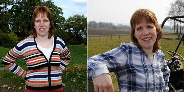 Sex år efter kärleksfiaskot – det här gör TV-bonden Ann-Katrin idag