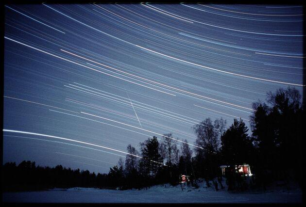 Under 2019 kommer vi att ha en handfull perioder med stjärnfall eller meteorregn som det också kallas.