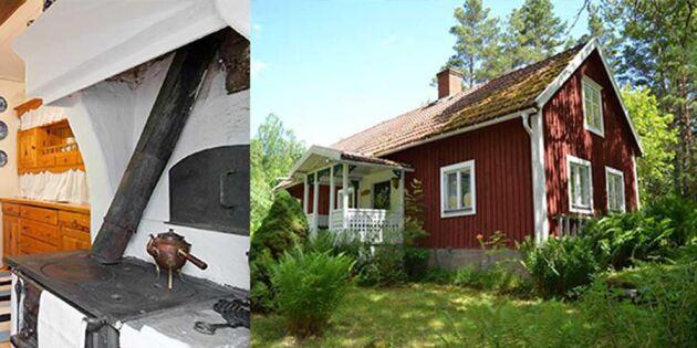 Fyndläge: 7 mysiga sommartorp under 500 000 kronor
