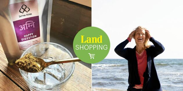 Svullen och öm – hjälp din mage med ayurvediska örter