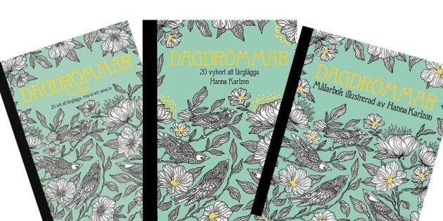 """AVSLUTAD: Vinn ett bokpaket med """"Dagdrömmar"""""""