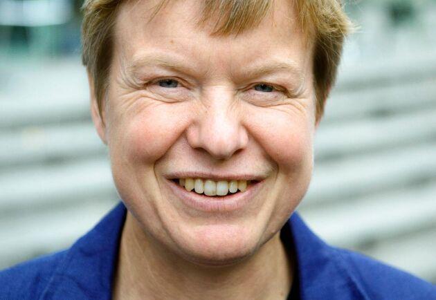 Åsa Domeij, hållbarhetschef vid Axfood.