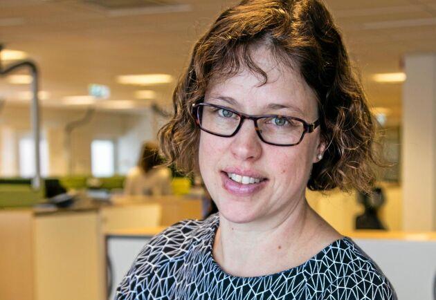 Vibeke Alstad, skogsekonom och jägmästare, LRF Konsult.