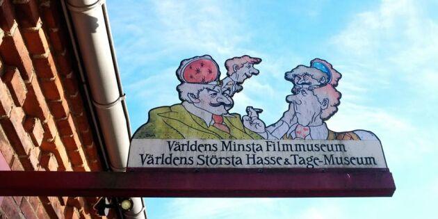 Nu ska Hasse och Tagemuseet räddas – så kan du hjälpa
