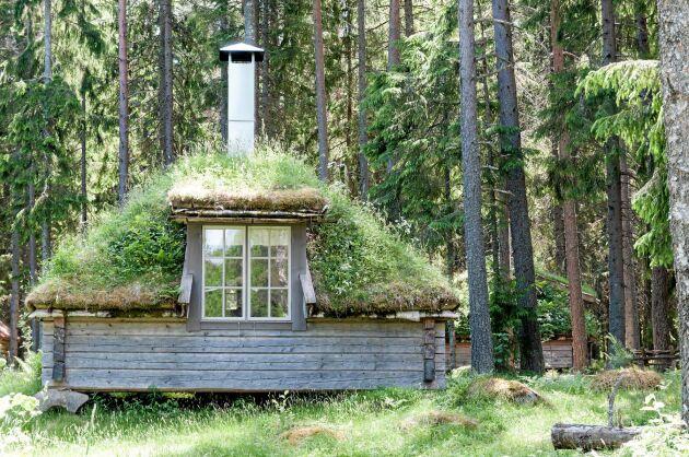 Mosstemplet i Urnaturs residens.