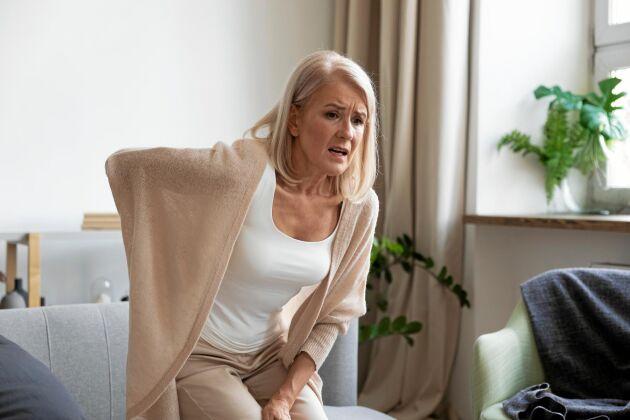 Ryggskott, diskbråck och ischias är tre vanliga ryggbesvär som inte är helt enkla att skilja på.