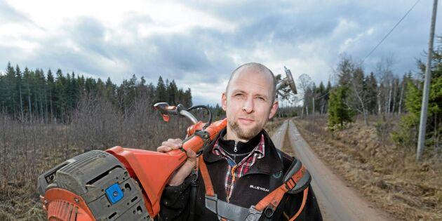 Ett års fängelse för Forsberg