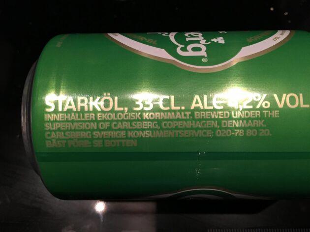 Livsmedelsverket har frikostigt gett tillverkarna av ekologisk öl dispens för att använda konventionellt odlad humle och jäst.