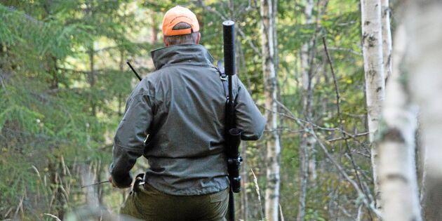 Allt färre löser statligt jaktkort