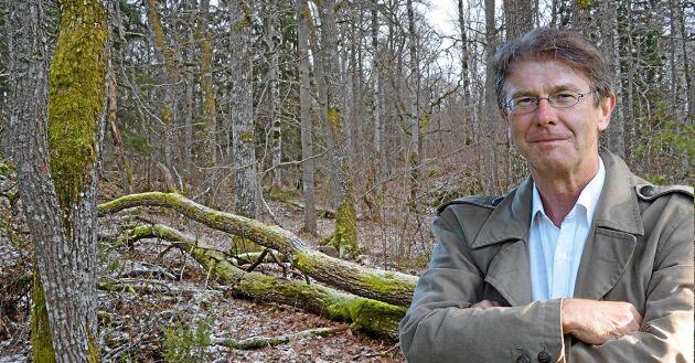 Pär Fornling skriver ledare i Land Skogsbruk.