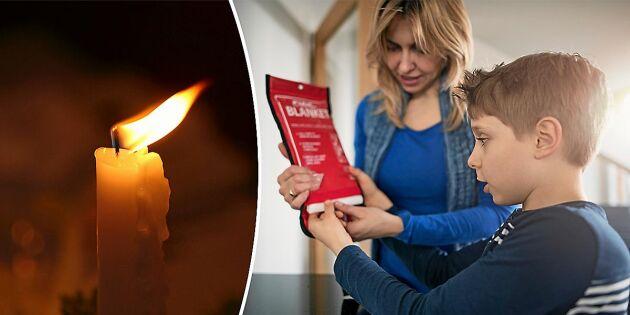 Så förbättrar du brandsäkerheten i hemmet –med egen brandövning