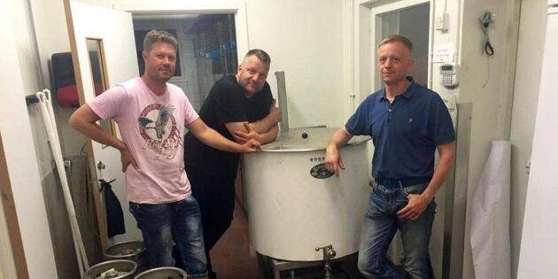 Glasbruk och nytt bryggeri ska locka nya kunder till Rejmyre