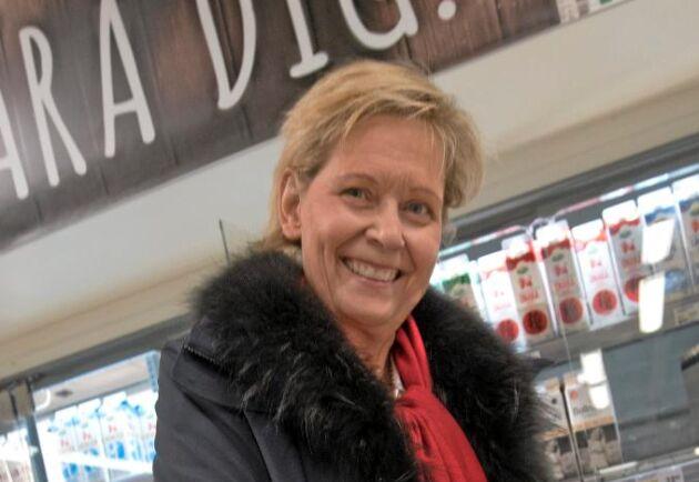 Maria Forshufvud, vd för Svenskmärkning AB.