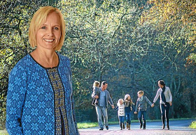 Med samhällsentreprenörskap kommer ett nytt sätt att tänka och möjlighet till ett mer hållbart Sverige på sikt, menar Lands krönikör Malin Ackermann.