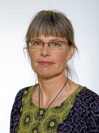 Stina Bergström, miljöpolitisk talesperson för Miljöpartiet.