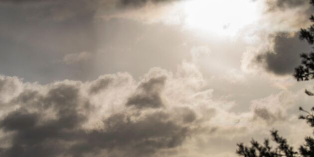 """SMHI: """"Första signalen om ihållande regn"""""""