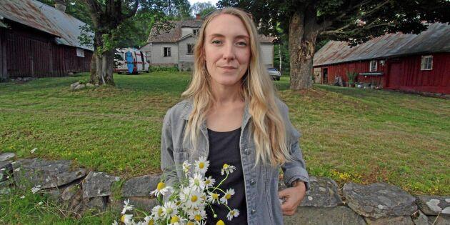 Emilia köpte ödegård – nu vill hon ha hjälp för att rädda den!