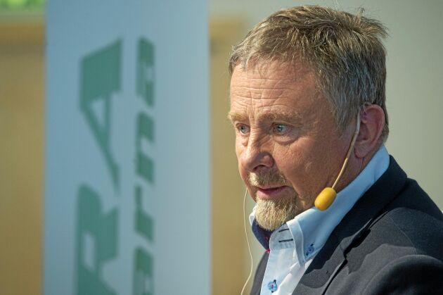 Torgny Hardselius, ordförande i Norra.