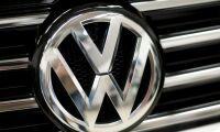 Volkswagen knoppar inte av