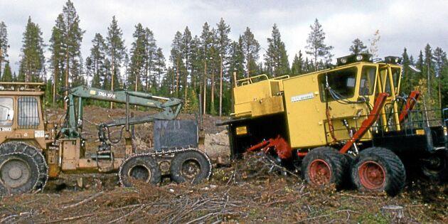 Mekaniserad plantering - en dröm svår att uppnå
