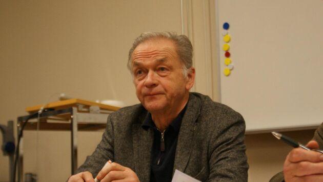 Lars Jakobsson, verksamhetsledare i Föreningen Sveriges Jordbruksarrendatorer.