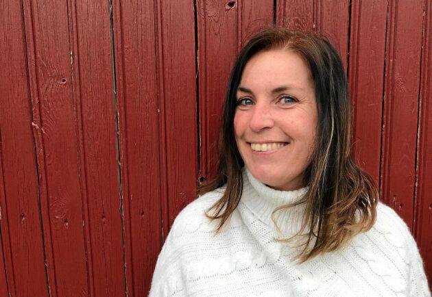 Anna Ross, kommunikatör LRF