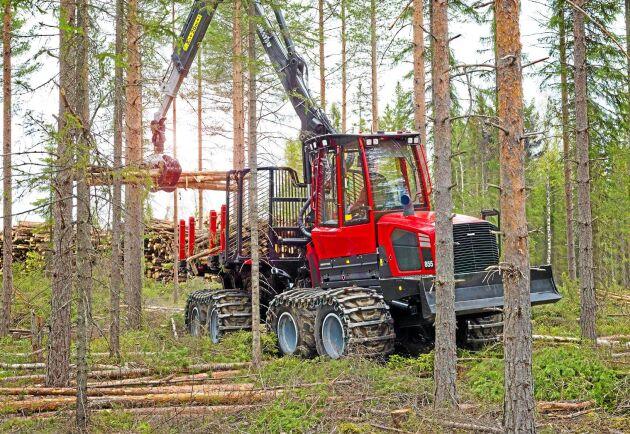 I likhet med förra Elmia Wood kommer även Komatsu Forest att erbjuda sina besökare provkörningar under årets skogsmässa.