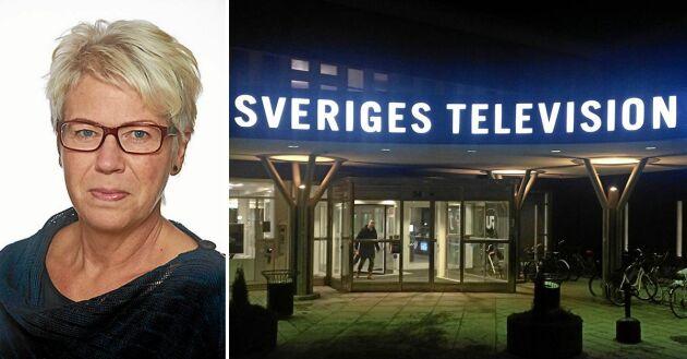 """När SVT:s programchef Christina Ågren anställdes på SVT var det som reporter i Östersund. För henne är det """"självklart att hela landet ska vara representerat i SVT:s nyhetsutbud."""""""