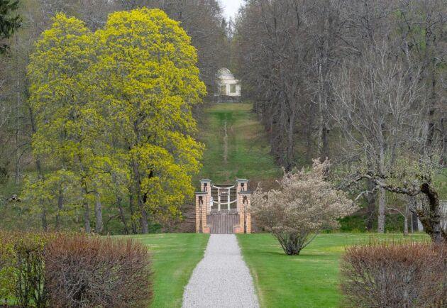 Engelska Parken och Lusthus.