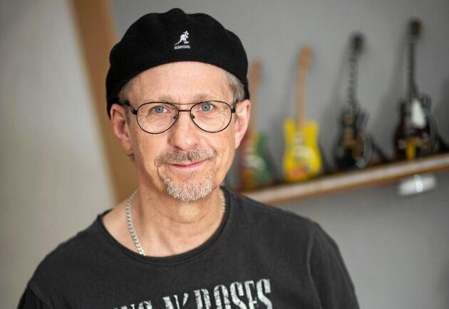 Tommy Jeansson fick diagnoserna ADHD och bipolär sent i livet. Efter många tuffa år lever han ett bra, aktivt liv.