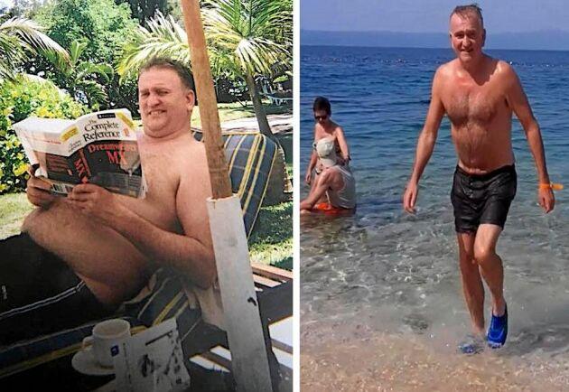 60-årige Thomas Andersson från Bålsta är i dag vältränad och symtomfri från typ 2 diabetes.