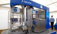 DeLaval fördubblar produktionskapaciteten