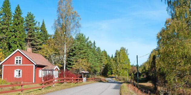 Ny forskningsrapport: Glesbygdsbor känner utanförskap