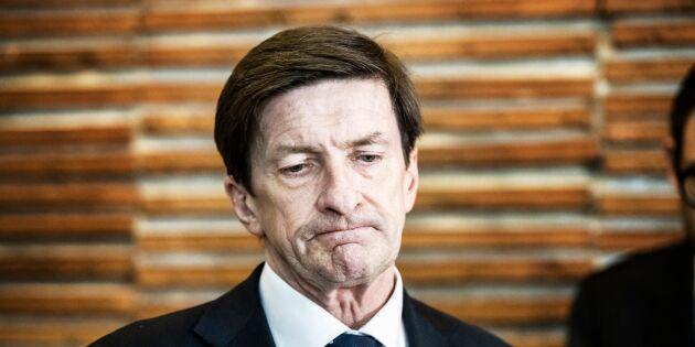 """Idermark lämnar Swedbank – """"Inte förenligt med VD-uppdraget i Södra"""""""