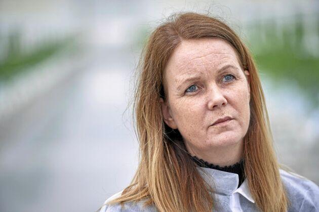 Landsbygdsminister Jennie Nilsson (S) slår ett slag för svensk innovationskraft.