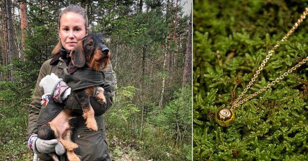 Människor som bär mina smycken älskar svensk design och vår svenska natur.