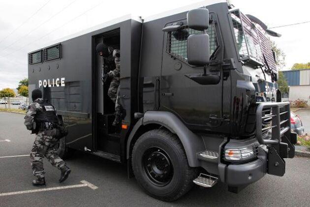 MIDS 8960 som tillverkas av Renault Trucks Defence.