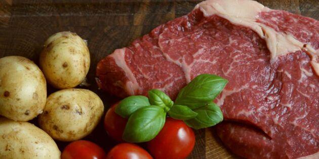 7 skäl till att allt fler väljer svenskt kött