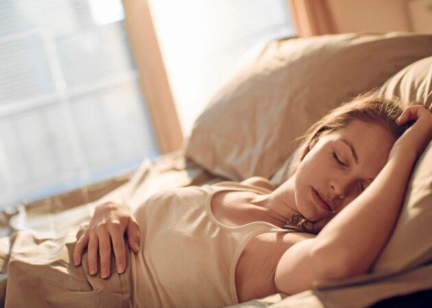 Så sover du skönt trots värmen
