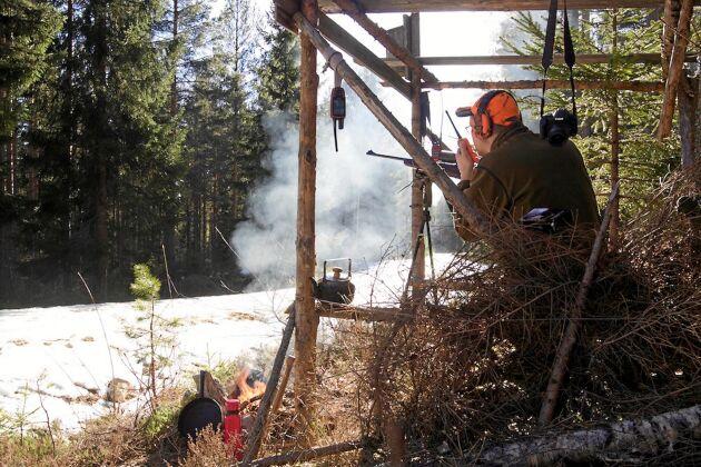 Att hålla sig varm under jakten är viktigt, både för välbefinnandet och för att vara en god skytt.