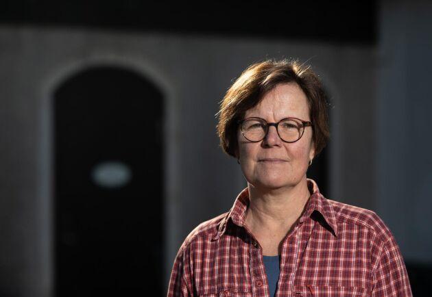 Åsa Odell.