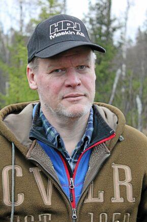 Henrik Torstensson, skogsägare Dalsland.