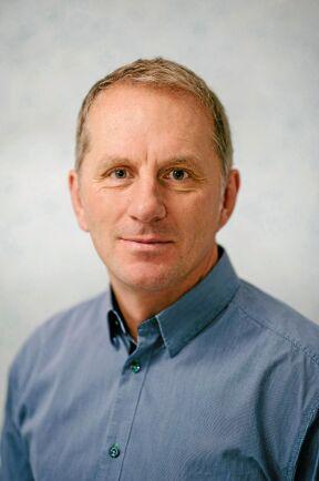Håkan Wirtén, generalsekreterare i WWF.