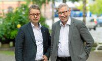 De föreslås leda Norra Skog efter fusionen